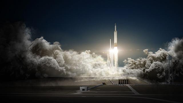 SpaceX разработала космический корабль Dragon, способный возвращаться на Землю.