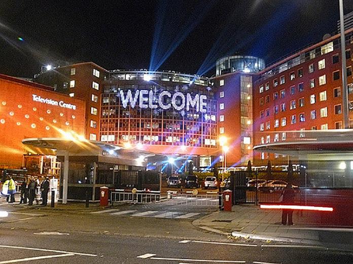 BBC Television Centre.