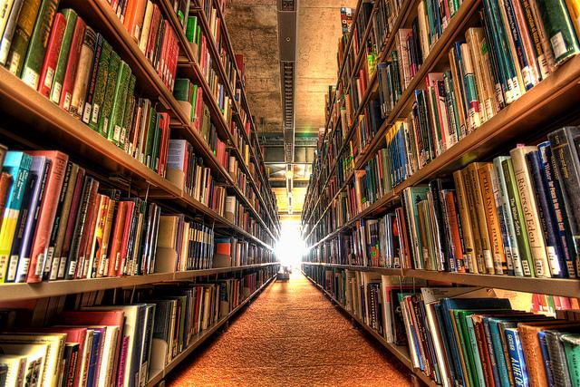 Жизнь в библиотеке