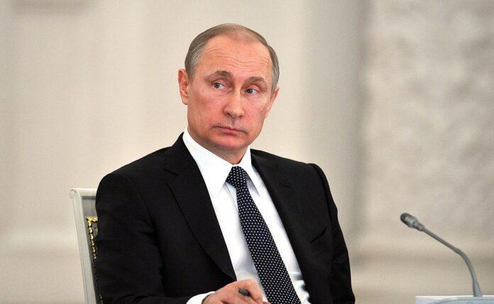 Президент В.В, Путин на заседании Государственного совета по вопросам развития малого и среднего бизнеса