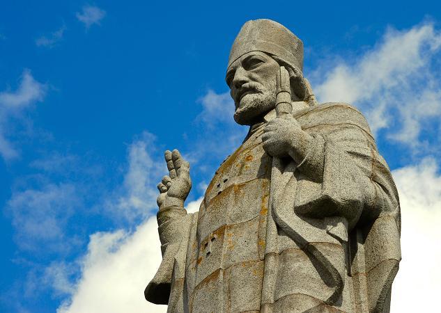 Статуя Святого Патрика