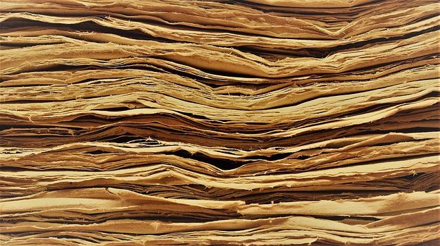 Пергамент использовался для создания богослужебных книг и роскошных рукописей