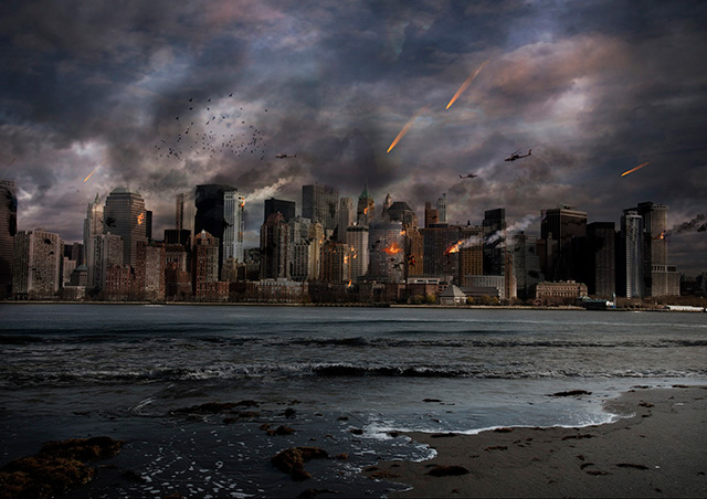 Страх будущей катастрофы