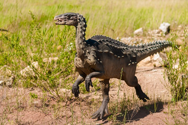 Тирранозавр Рекс в естественной среде