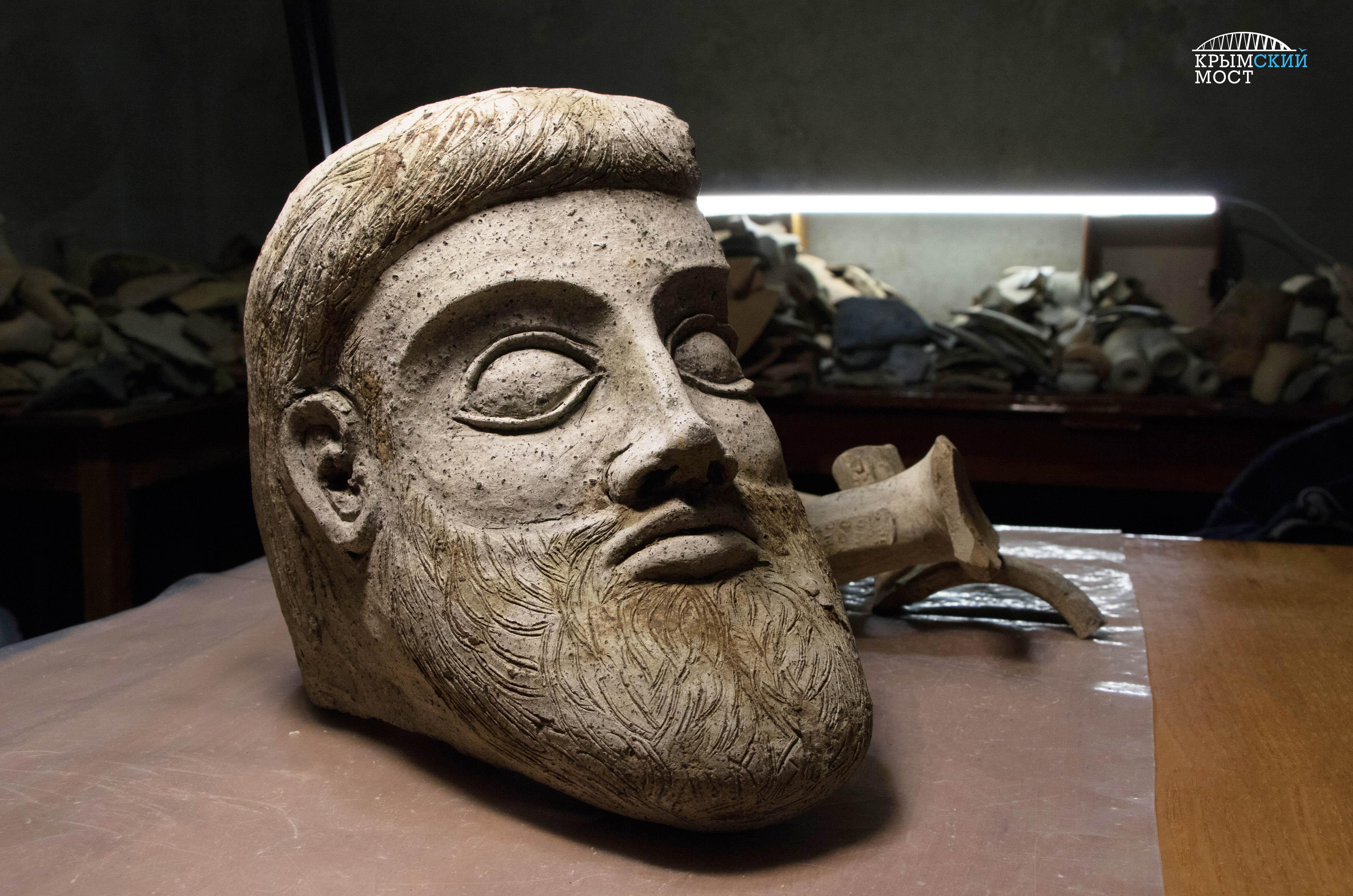 В Крыму найдены уникальные артефакты
