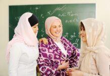 В школе разрешили хиджаб.