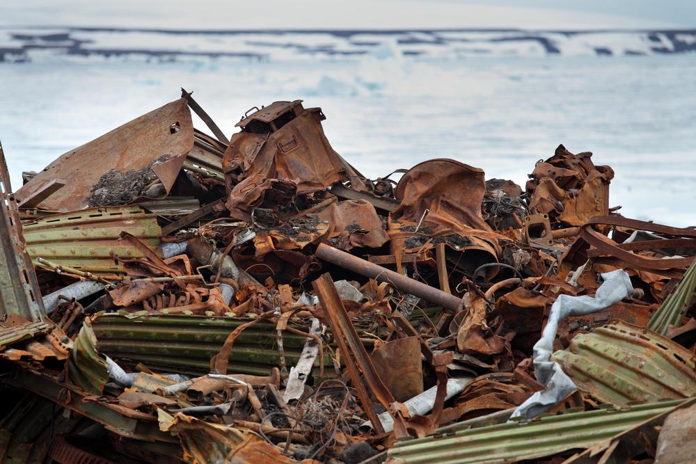 Арктическая уборка