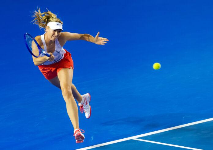 Мария Шарапова на Australia Open, Мельбурн,
