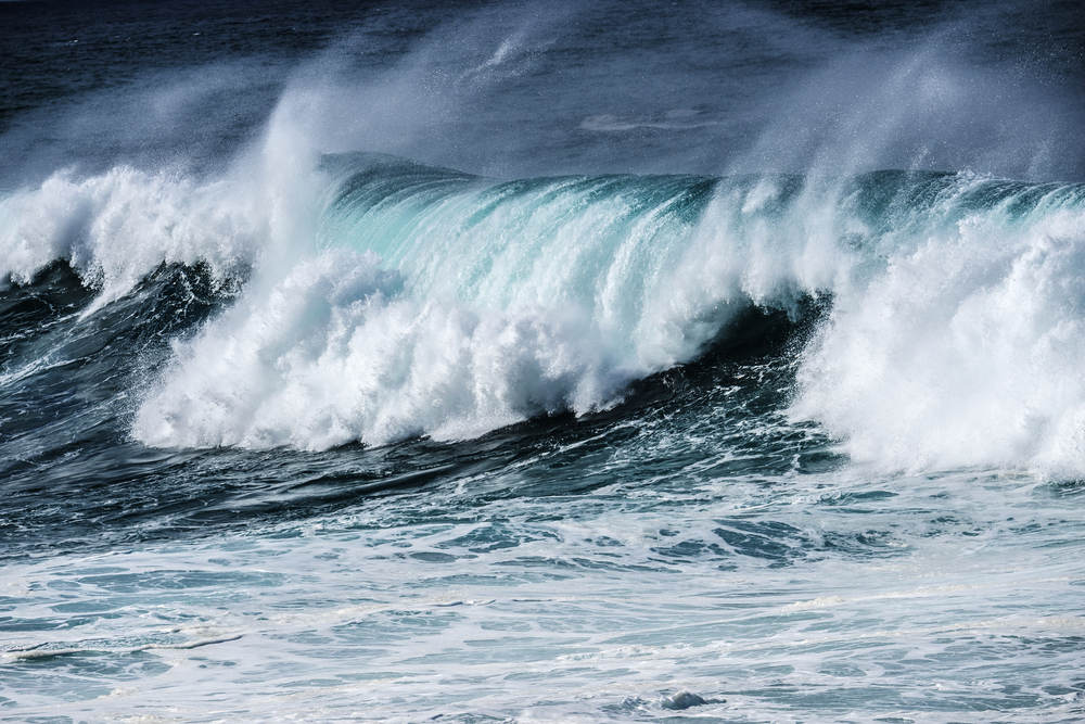 Сила волн - энергия будущего