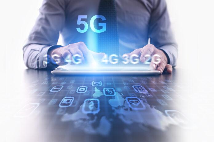 внедрение 5G Интернета