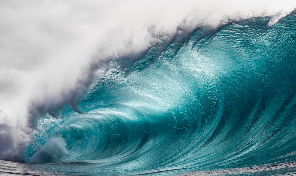 Волны цунами и капли дождя помогут ученым в 3Д печати.