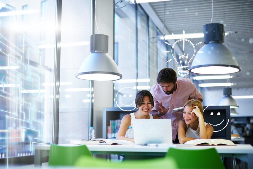 Обстановка важна для производительности труда