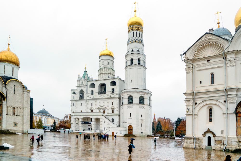 Колокольня Ивана Великого.