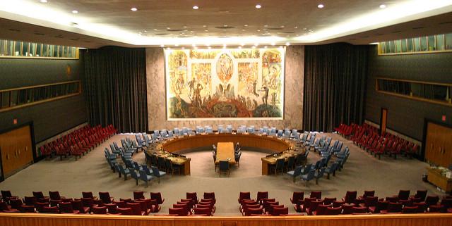 выступление Сафронкова в Совете Безопасности ООН