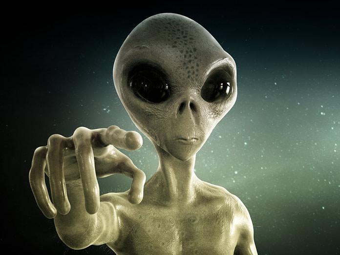 сигнал от инопланетян