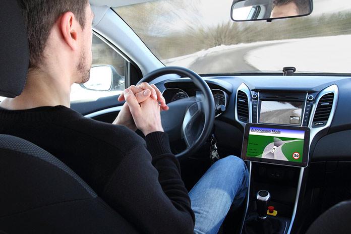 Беспилотные автомобили это будуще