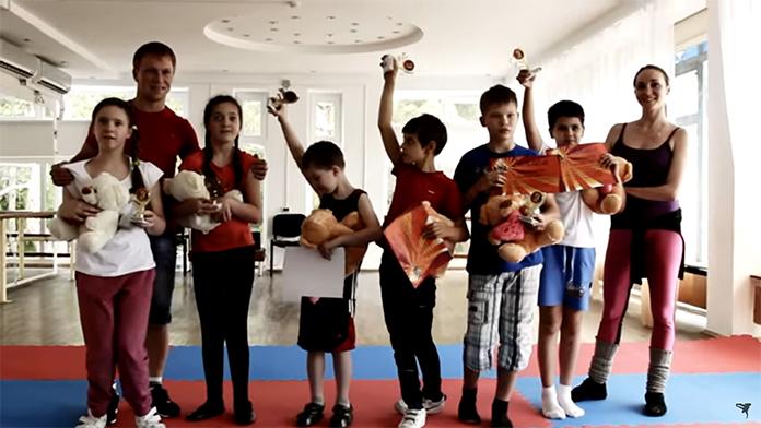 школа танцев для детей с ограниченными возможностями
