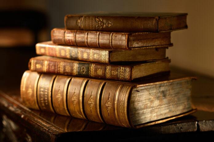 запах старых книг