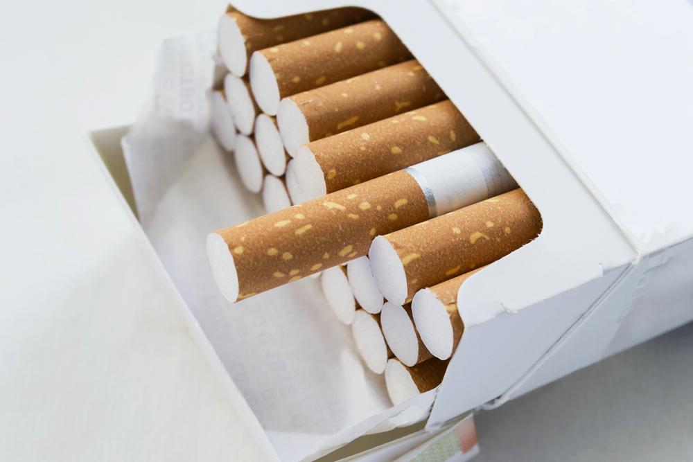 Оформление сигаретных пачек