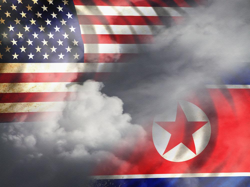 Американо-корейское столкновение