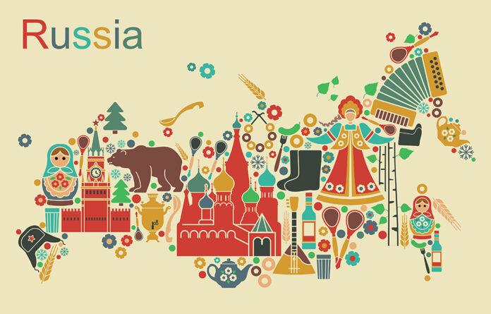 Уникальный бренд России