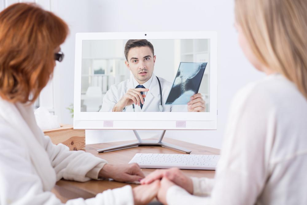 дистанционное предоставление медицинских услуг
