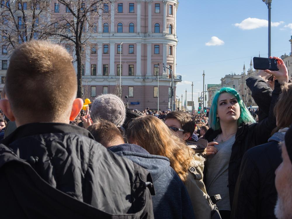 Антикоррупционные митинги 26 марта, заставили заговорить о политической активности молодежи