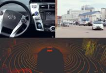 беспилотное Яндекс такси