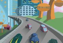 дороги Санкт-Петербурга заполонили беспилотные авто