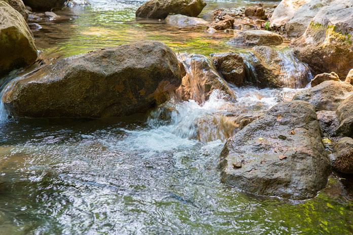 Водопад Джур-Джур, Крым.