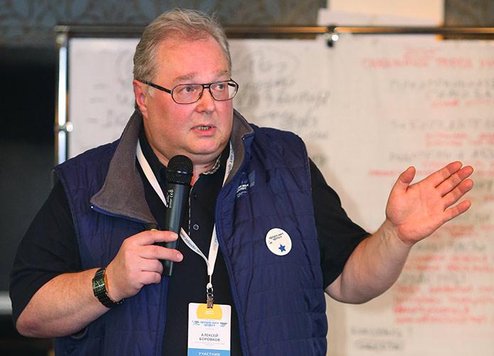 Боровков Алексей Иванович, проректор Санкт-Петербургского политехнического Университета.