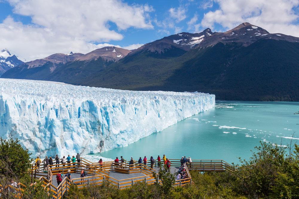 Ледник Перито Морено, Аргентина.