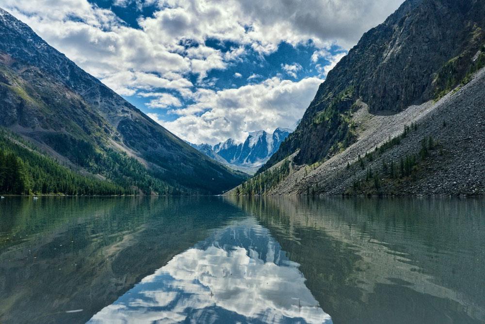 Шавлинские озера, Алтай, Россия