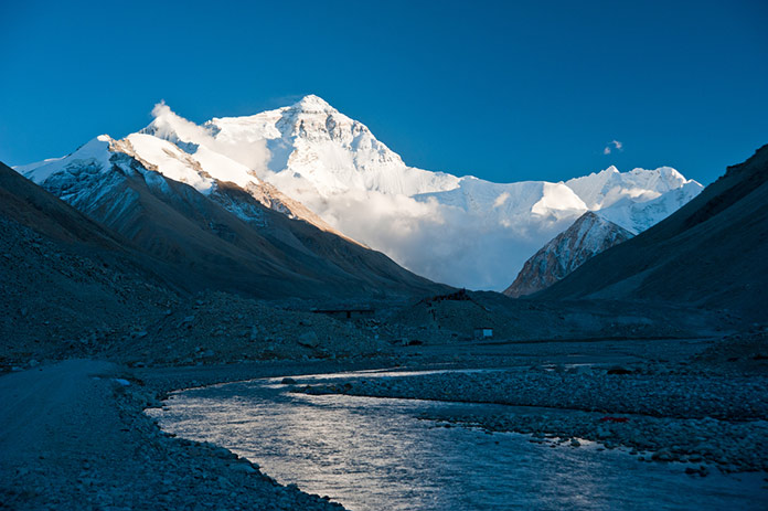 Эверест (Джомолунгма).