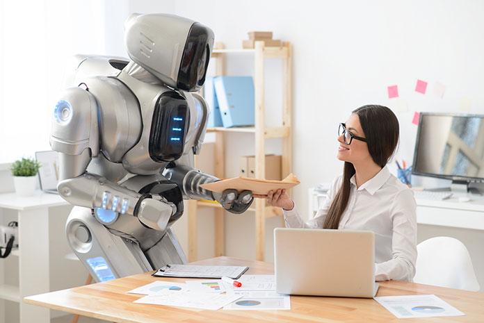 роботы в новостной журналистике