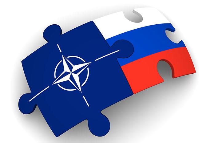 отношения между россией и НАТО