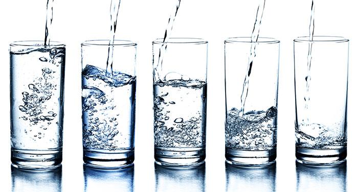 миф о потреблении воды
