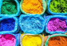 Пищевые красители из бактерий
