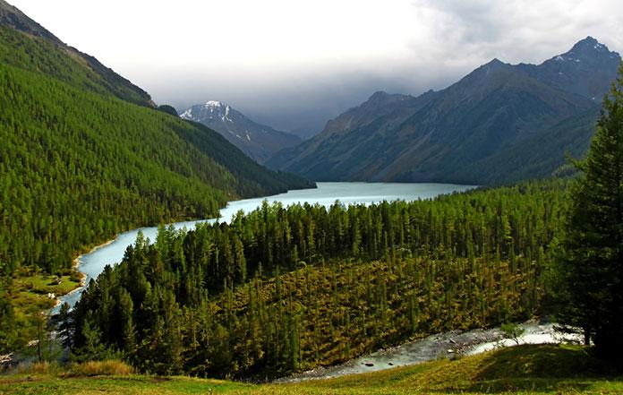 Река Кучерла. Suhanova Kseniya / shutterstock.com