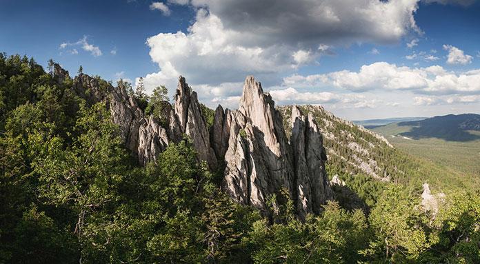 Таганай, Южный Урал.