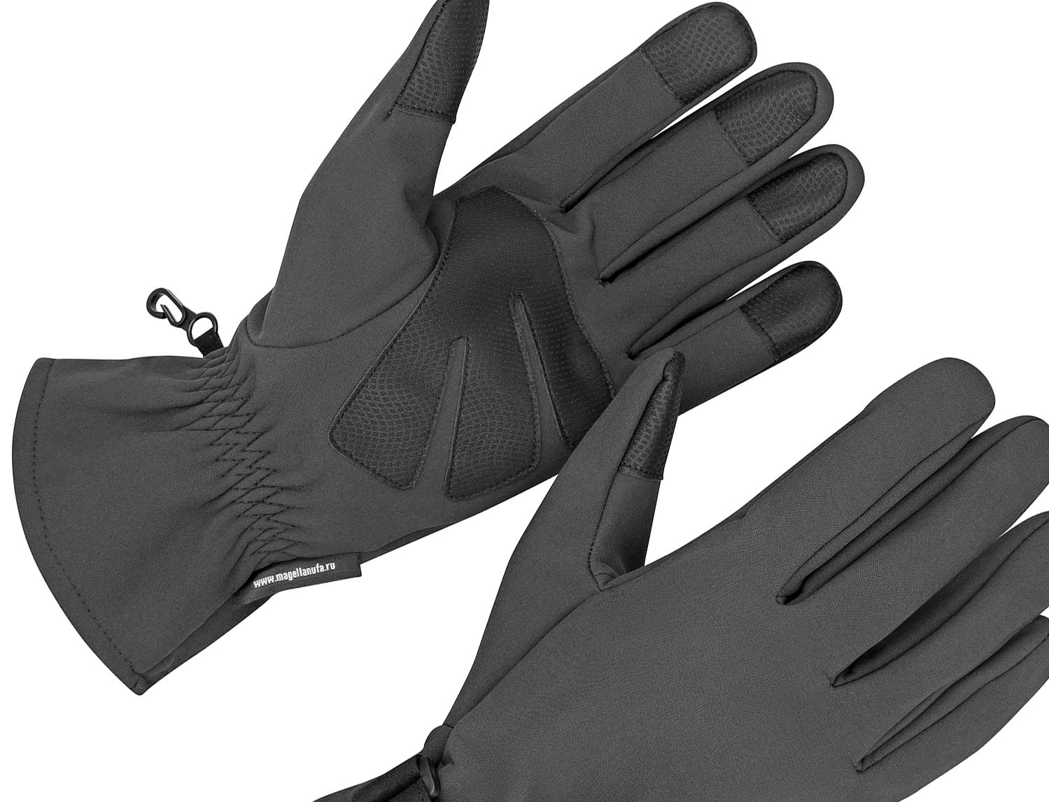 перчатки тактические зимние