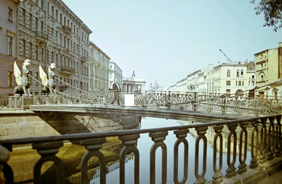 Ленинград, мост