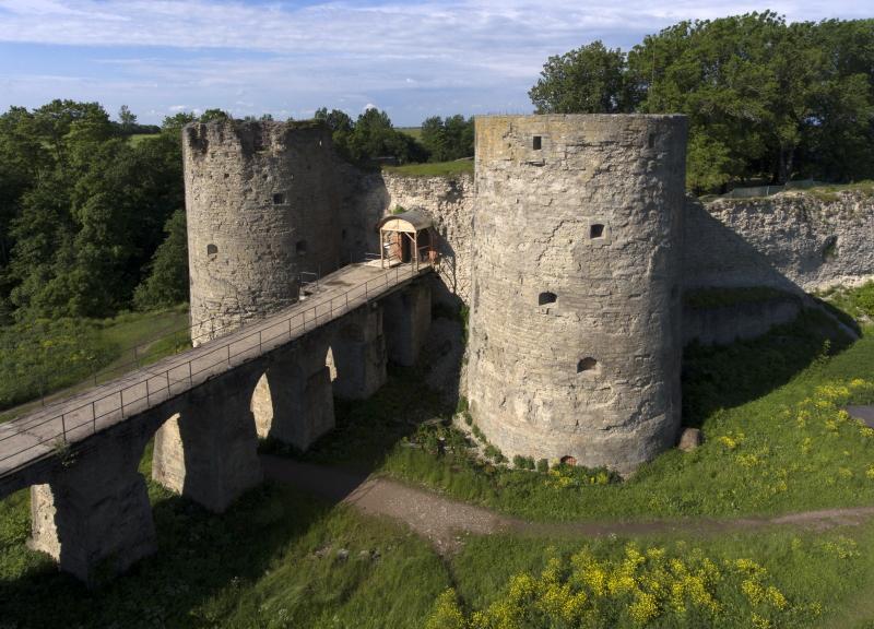 Копорье, крепость