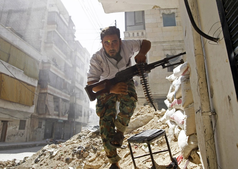 Сирия, боевик, болезнь, джихадист