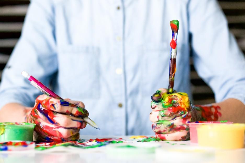 Когда ты не художник