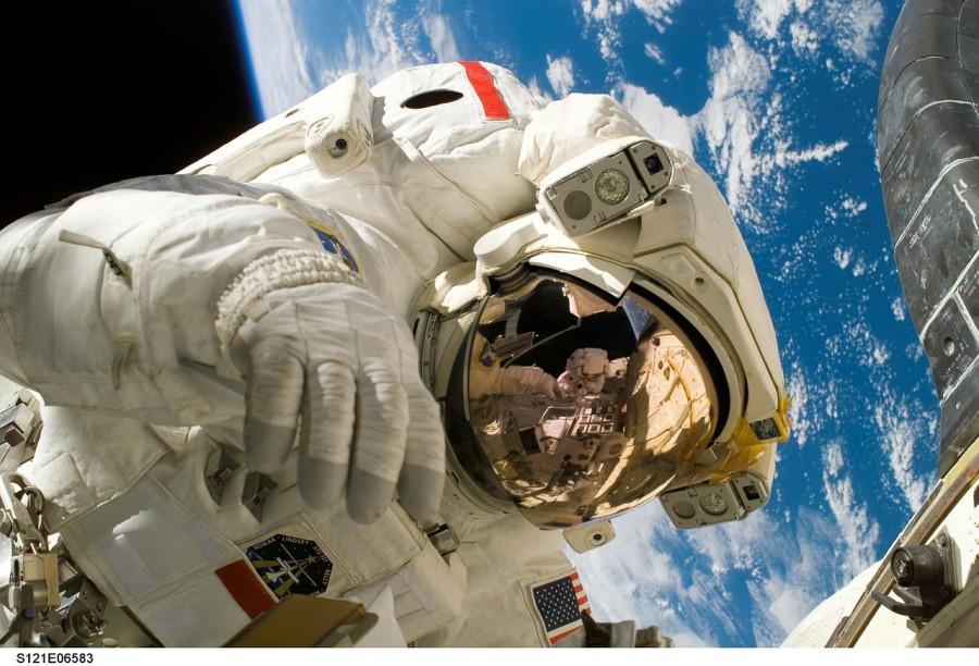 космос, космонавт