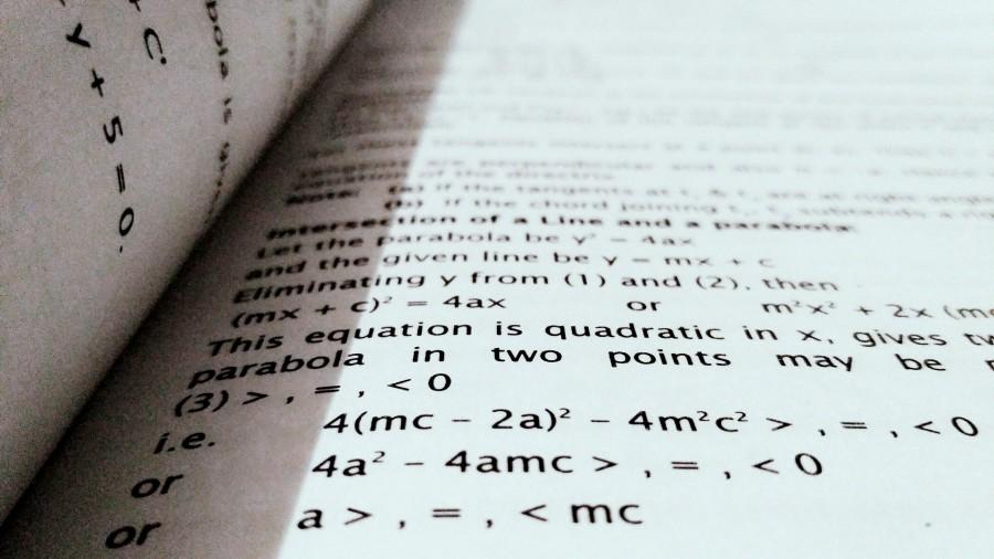 формулы, текст