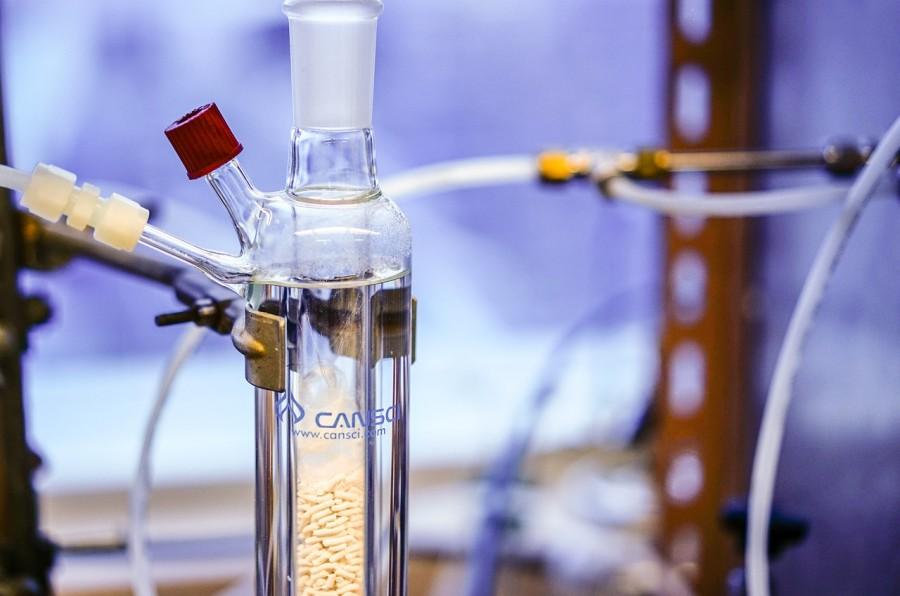 наука, лаборатория