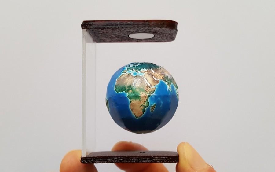 земля, гравитация, глобус
