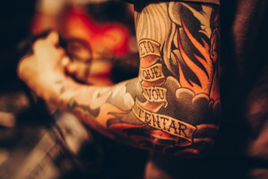 Татуировка, болезнь